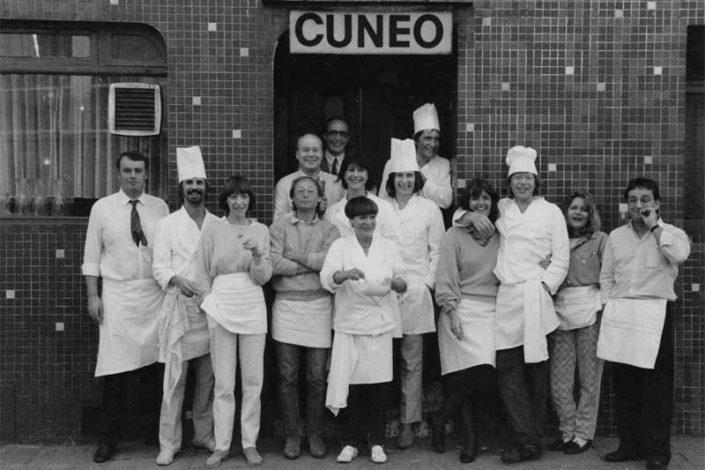 Cuneo Jubiläum 1985