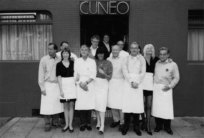 Cuneo Jubiläum 1995
