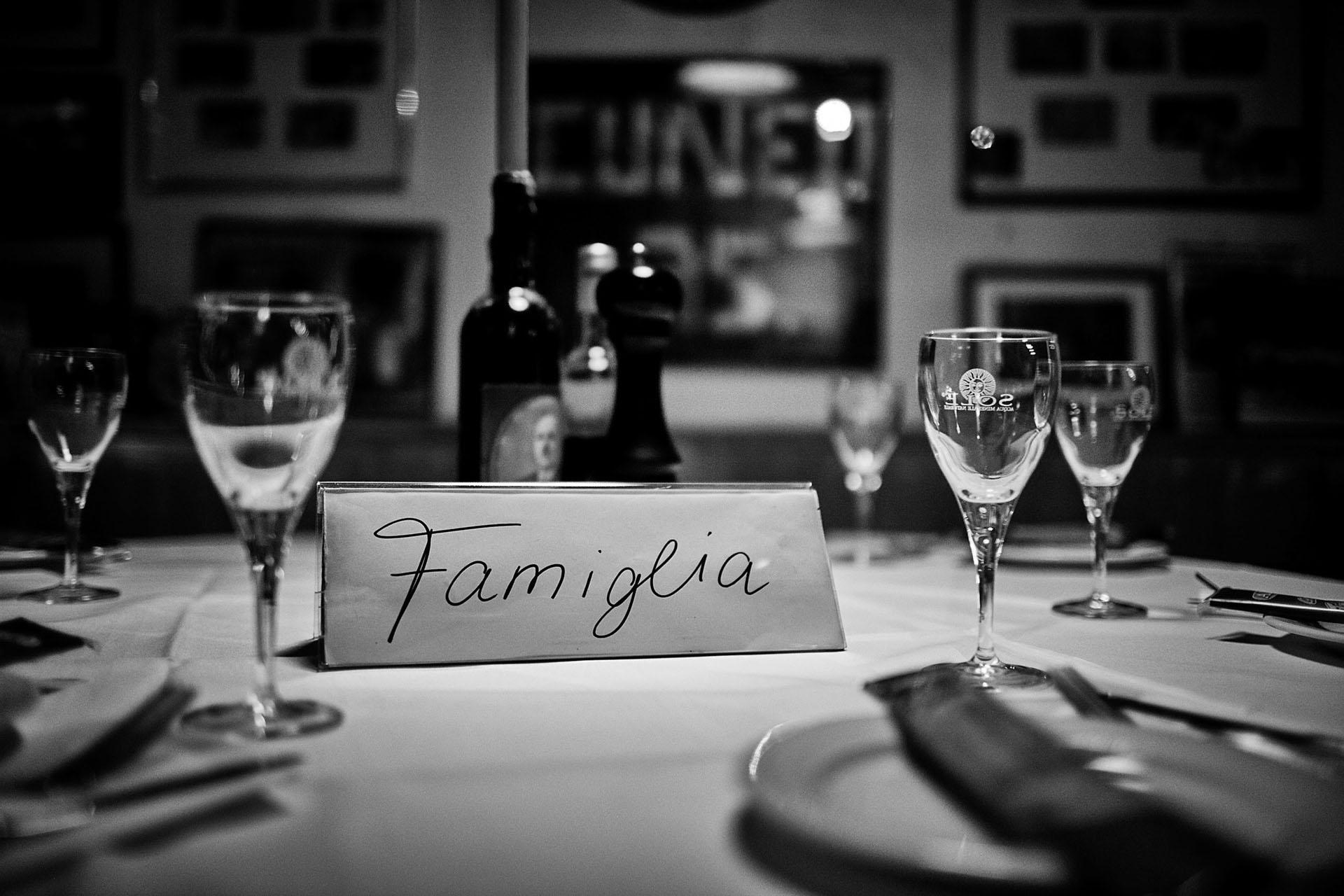 Cuneo Restaurant Trattoria italienische Küche