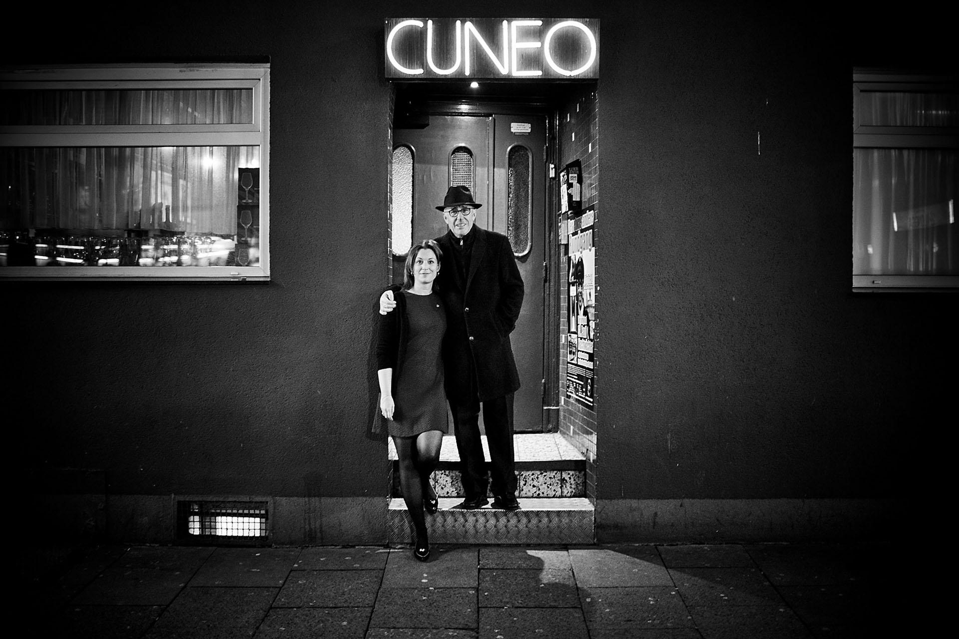 Cuneo Restaurant Franca und Franco Cuneo