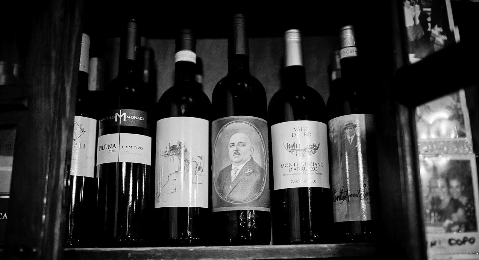 Cuneo italienische Weine