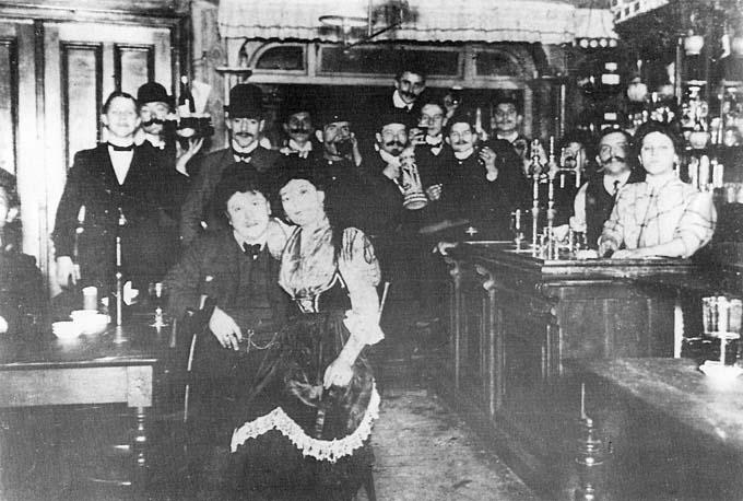 Eröffnung am 2. Mai 1905