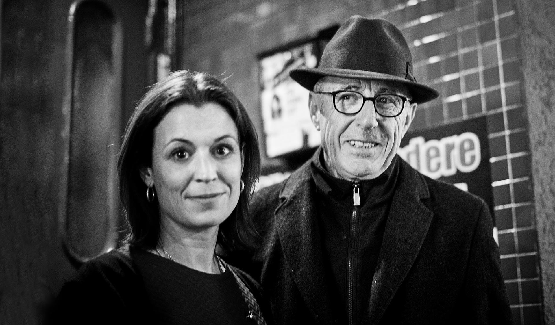 Franca und Franco Cuneo