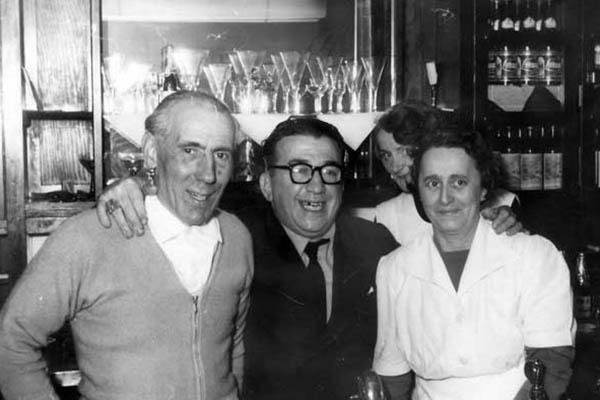 Giovanni Cuneo, der Kapitän, Irmgard und Maria Cuneo