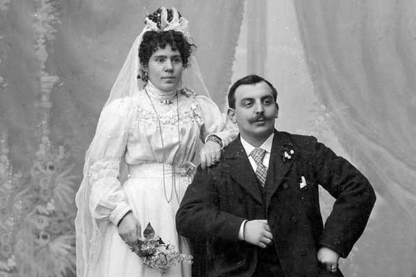 Maria und Francesco Cuneo